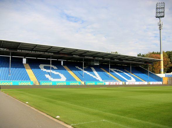 Stadion am Böllenfalltor Darmstadt