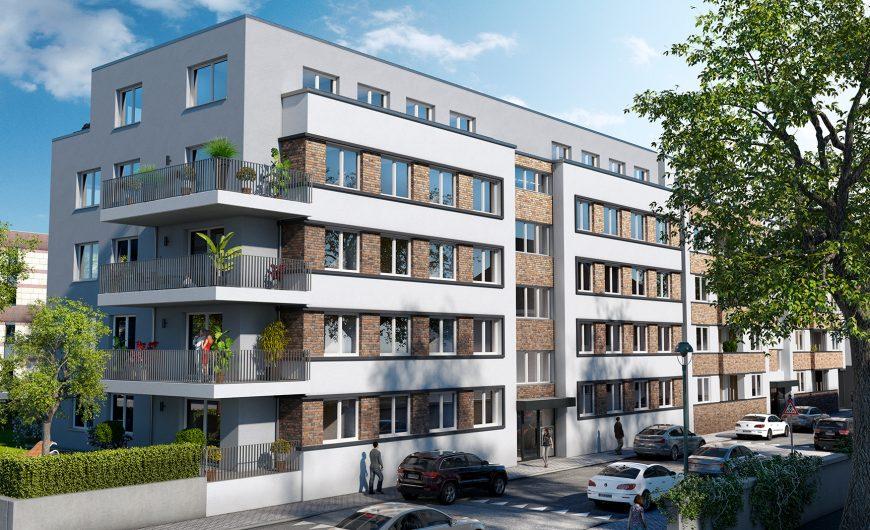 Niddagaustr. 32-38 in Frankfurt am Main