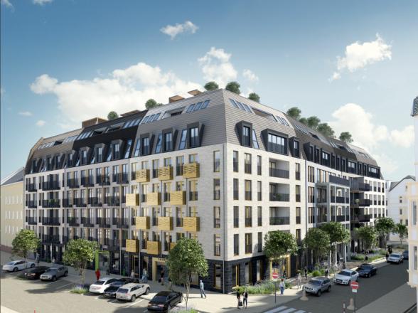 Umnutzung Bürogebäude Burgstr. 106 in Frankfurt am Main